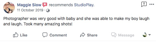 StudioPlay Facebook Reviews 12