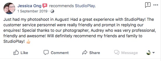 StudioPlay Facebook Reviews 17