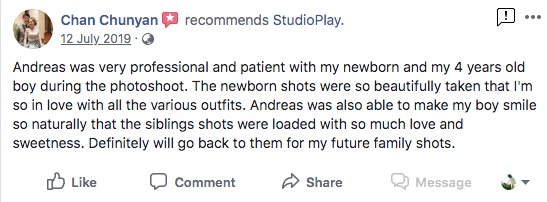 StudioPlay Facebook Reviews 20
