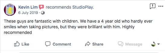 StudioPlay Facebook Reviews 21