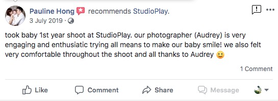 StudioPlay Facebook Reviews 22