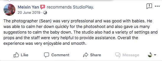 StudioPlay Facebook Reviews 23