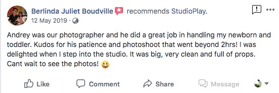 StudioPlay Facebook Reviews 25
