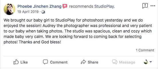 StudioPlay Facebook Reviews 28