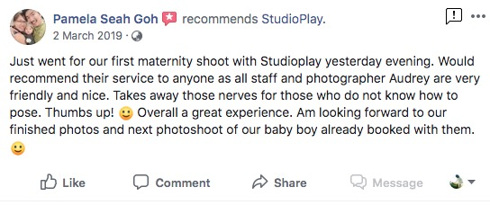 StudioPlay Facebook Reviews 38