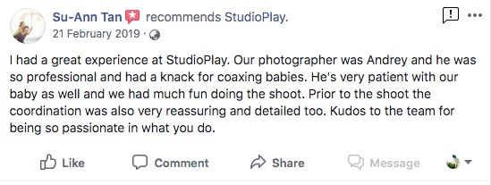 StudioPlay Facebook Reviews 39