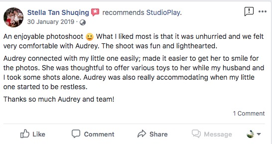 StudioPlay Facebook Reviews 43