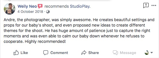 StudioPlay Facebook Reviews 48