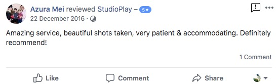 StudioPlay Facebook Reviews 64