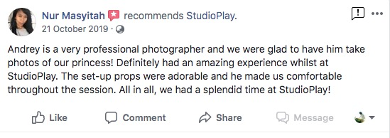 StudioPlay Facebook Reviews 9