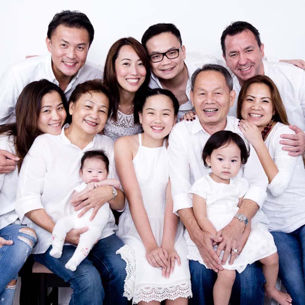 StudioPlay Stage 9 Family Portrait